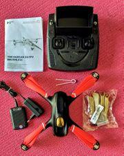 HUBSAN X4 FVP Brushless Quadcopter