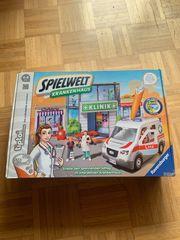 Ravensburger 00772 Tiptoi Spielwelt Krankenhaus