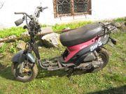 Yamaha BW S Roller