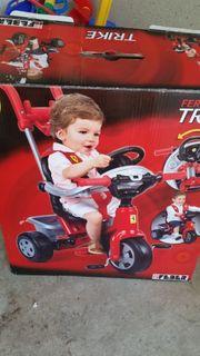 Feber Farrari Trike