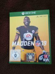 Madden 19 NFL X-Box One