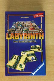 Labyrinth - das Kartenspiel - von Ravensburger