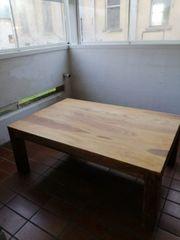 Couchtisch Couch Tisch Massiv