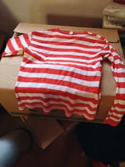 Kostenlos Fasching Kinder ringel Shirt