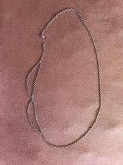 Silber-Bauchkette