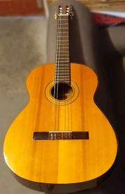 Aria Konzert-Gitarre A548 70er-Jahre