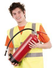 Brandschutz-und Evakuierungshelfer