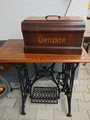 Gritzner Nähmaschine