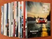 24 x Porsche Christophorus Magazin