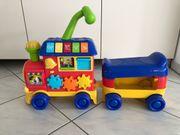 Baby Kinder Zug Lauflernwagen mit