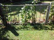 Gartenzaun Metallzaun verzinkt
