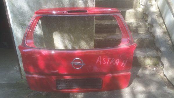 Opel Astra H Hecklappe Stosstangen