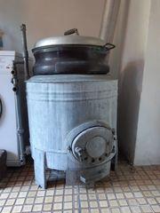Waschkessel Holzbefeuerung
