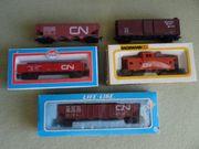 Canadian Güterwagen HO