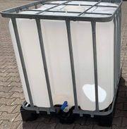 1000 Liter IBC Container - Regenwassertank