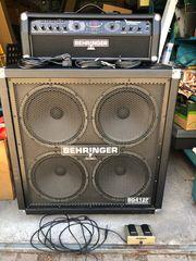 Behringer E-Gitarrenanlage Amp Vampire LX12000