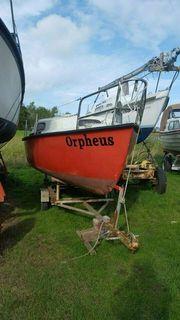 Carina Motorboot Kajüboot