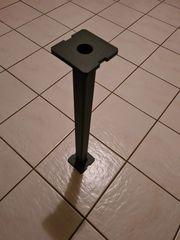 Quadratrohr 40mm 605mm lang