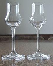 Riedel Glas Grappagläser Spirituosengläser