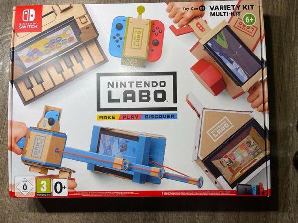 Nintendo LABO variety Kit 6
