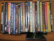 24 Stück DVD Sammlung auf