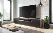 TV Lowboard Fernsehtisch DOZE 200cm
