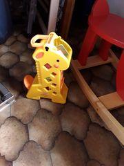 Fisher Price Giraffe mit Musikgeräusche