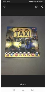 Tuk Tuk Taxi Gesellschaftsspiel