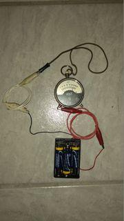 Taschenvoltmeter Radio-Voltmeter Neuberger Josef Meßgerät