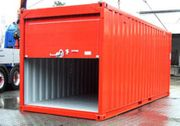 20 Fuss container Wechselbrucke Gesucht