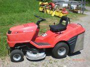 Aufsitzmäher Rasentraktor - Honda HF 2114S -