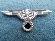Orden Abzeichen Mützenadler aus Leichtmetall