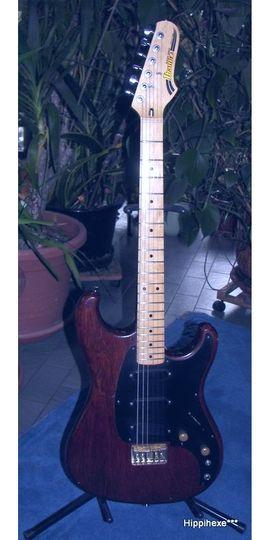 Gitarren/-zubehör - Verkaufe Vintage Gitarre Ibanez Blazer
