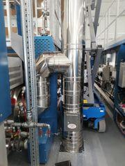 Abgastechnik Absauganlagen Filteranlagen