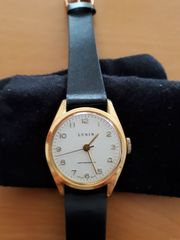 Schweizer Armbanduhr Lubin Antimagnetic