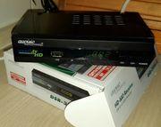 kompakter DVB-S2-HD-Sat-Receiver mit HDMI und