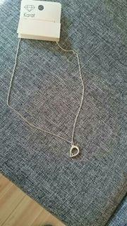 Halskette Ohrringe