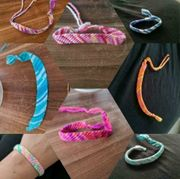 Handgemachte Selbstgemachte Armbänder