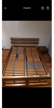 Hasena Bett Doppelbett 160x200 inkl