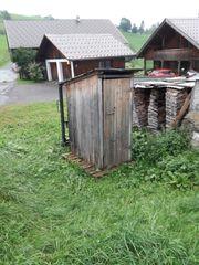 WC Klo Baustelle Dixi Häuslbauer