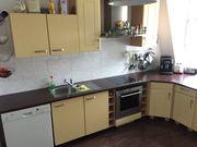 Gelbe all -inkl Küche über