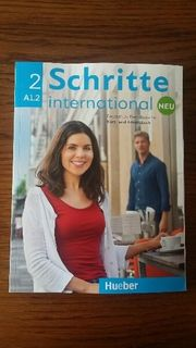 Schritte international 2 A1 2