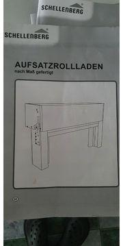 3 Schellenberg Aufsatzrollladen mit Premium