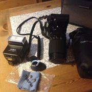 Spiegelreflexkamera Minolta X-700 Versand möglich