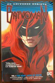 Comic Batwoman Vol 1 The