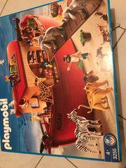 Arche Noah grosses Playmobil Set