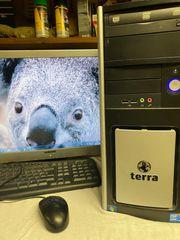 PC Computer Mit Windows 7