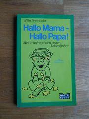 Buch Hallo Mama - Hallo Papa