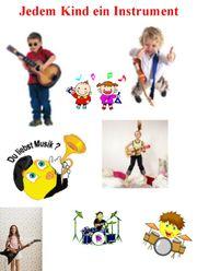 Gitarren und andere Musikinstrumente auch