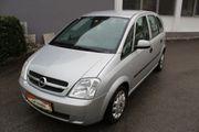 Opel Meriva 1 6 Neu